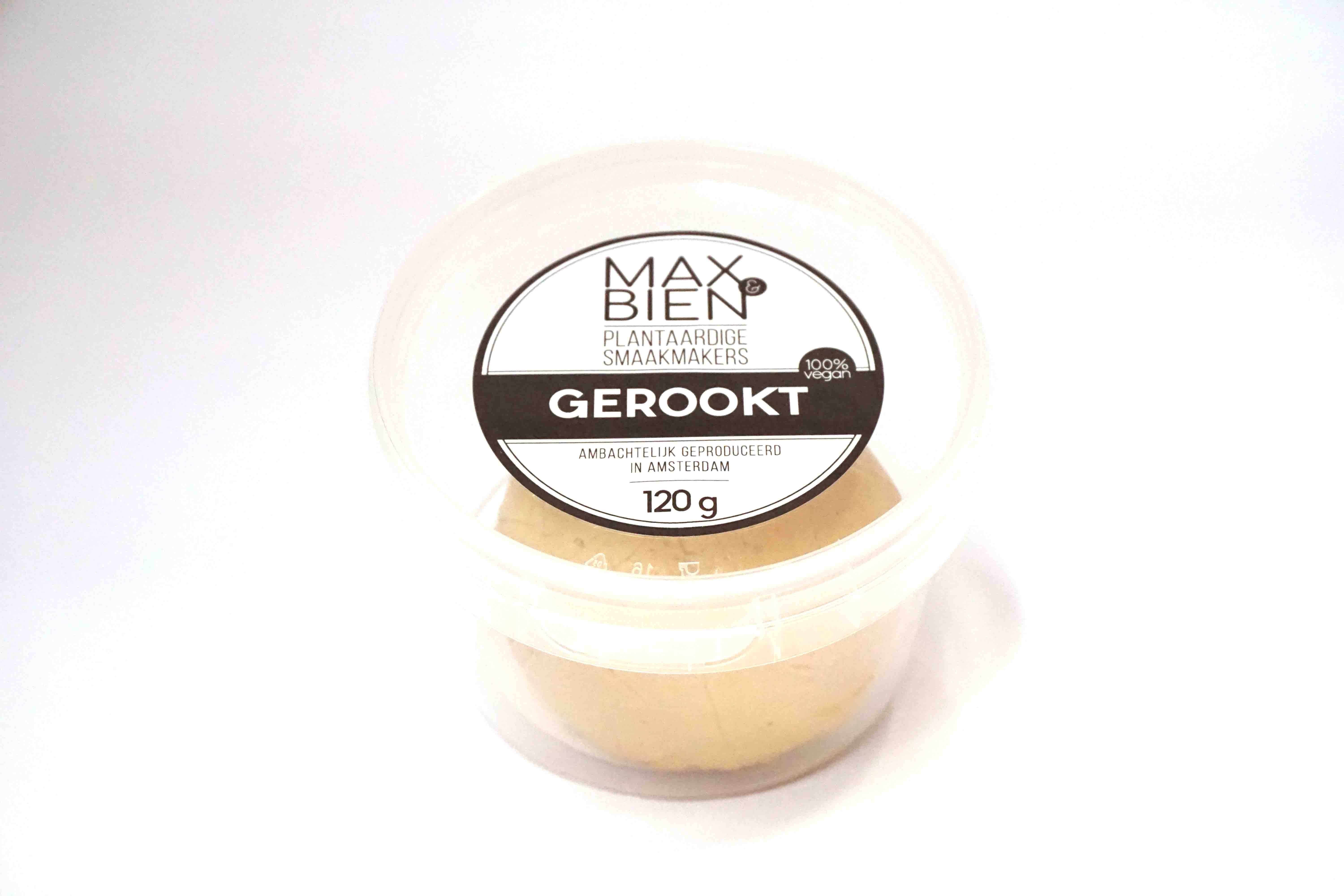Max&Bien Hickory Smoked Cheese 120g *THT 04.11.2021*