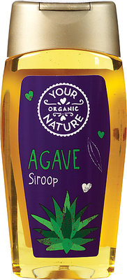 Your Organic Nature agavesiroop 250ml