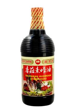 Wan Ja Shan Vegetarian Mushroom Oyster Sauce (Oyster Sauce) 1L