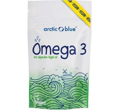 Arctic blue Omega 3 (60st)