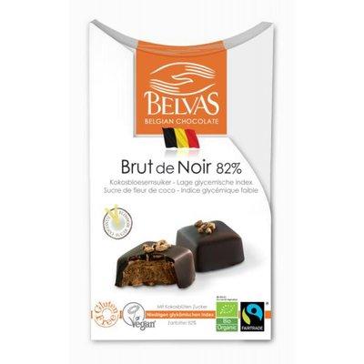 Belvas, Brut de noir (met kokosbloesemsuiker) 100g