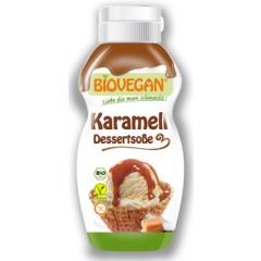 Biovegan Caramel dessertsaus 240g