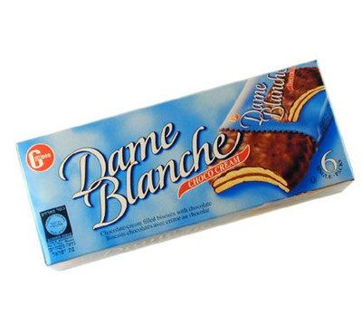 Dame Blanche chocolate cookies 180g