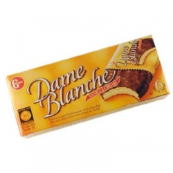 Dame Blanche Vanilla Cream 180g