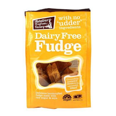Fabulous Fudge Factory Dairy Free Fudge 200g