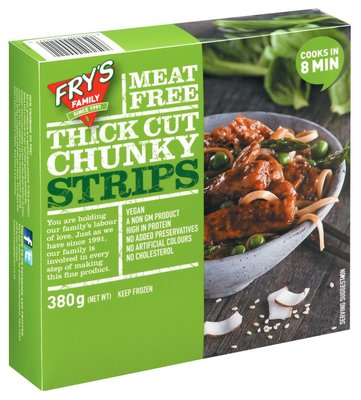 Fry's Chunky Strips 380g