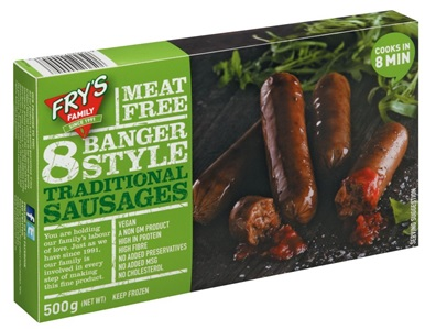 Fry's Traditional Sausages 380g