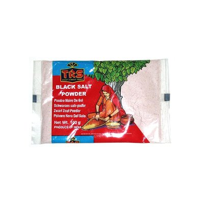 TRS Kala Namak - Black Salt Powder 100g