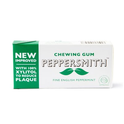 Peppersmit Fine English Peppermint Chewing Gum