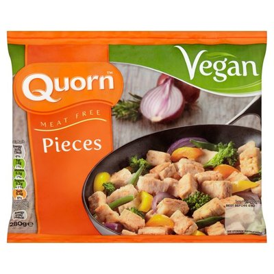 Quorn Vegan Pieces 280g