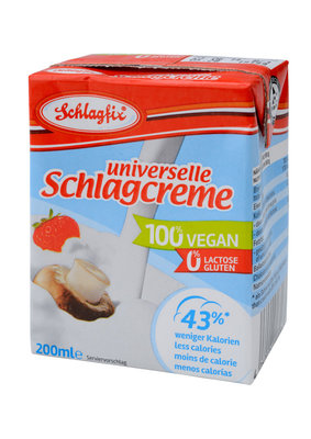 LeHa Schlagfix universal unsweetened whipping cream 200g