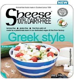 Sheese Greek Style 200g