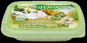 Soyananda kruiden/knoflook 140g *THT 3.05.2019*