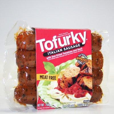 Tofurky Italian Style Sausages 250g
