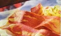 Veggie World Vegan Bacon Meat Slices 250g
