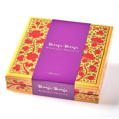 Booja Booja Hazelnut Truffles The Artist's Collection 185g