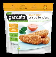 Gardein seven grain crispy tenders 255g