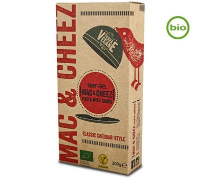 Terra vegane Bio Mac & Cheeze Classic Cheddar Style 200g