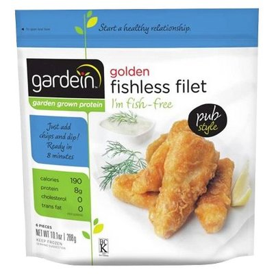 Gardein Golden Fishless Filet 288g