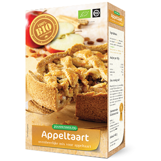 Joannusmolen Apple pie 440g