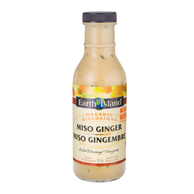 Follow Your Heart Organic Miso Ginger Dressing 355ml *THT 13.05.2020*
