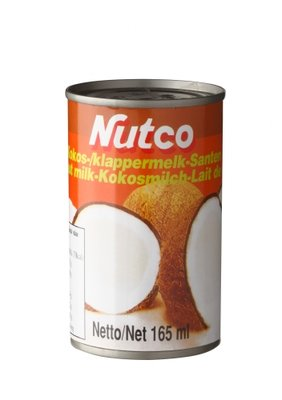 Nutco coconutmilk 165ml