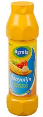 Remia Mayolijn tube 750ml