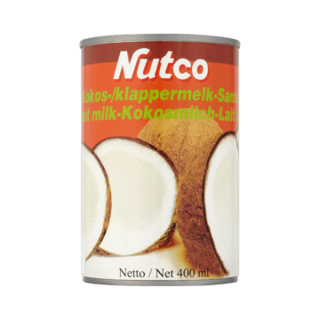 Nutco cocosmelk 400ml