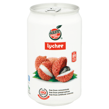 Iam Super juice Lychee 330ml