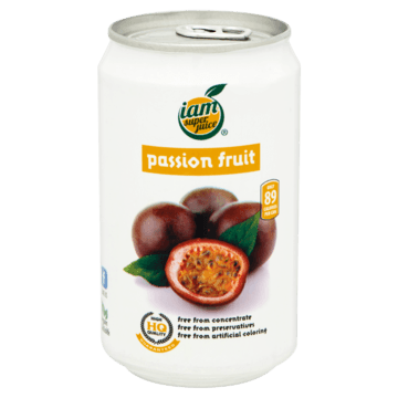 Iam Super juice Passion fruit 330ml