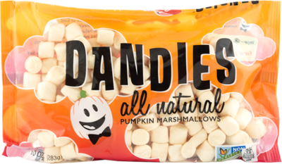 Dandies Pumkin Marshmallows 283g  *THT 07.02.2020*