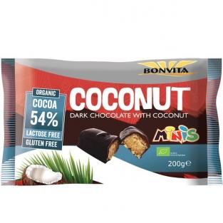 Bonvita Bonbarr mini multipack cocos repen 200g