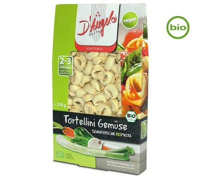 D'Angelo Bio Tortellini with vegetable 250g