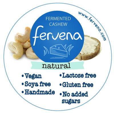 Fervena - Natural 100g *THT 26.03.2019*