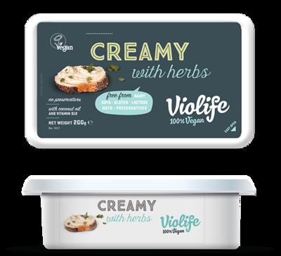Violife Creamy herbs 200g
