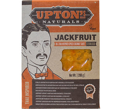 Upton's Naturals Jackfruit Thai Curry 200g