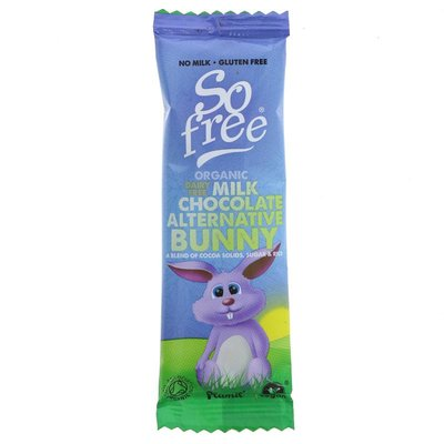 Plamil So Free Easter Bunny Bar 25g