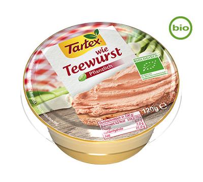 Tartex WIE TEEWURST organic 120g