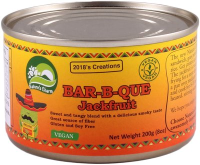 Nature's Charm BAR-B-QUE Jackfruit 200g
