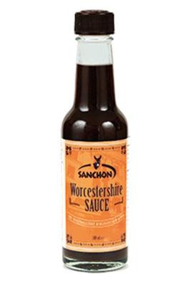 Sanchon Worchestershire saus 140g