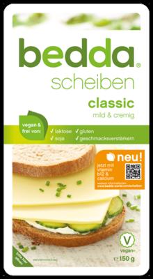 Bedda SCHEIBEN, slices classiC 150g