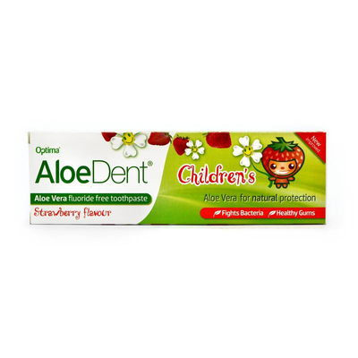 Aloe Dent Aloe Vera Kinder tandpasta 50ml