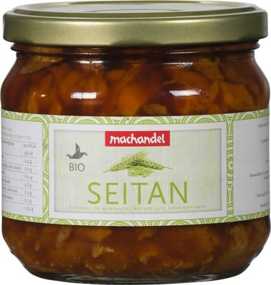 Machandel Seitan naturel in marinade 350g