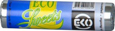 Eco Sweets Pepermuntrolletjes 21g