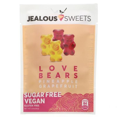 Jealous Sweets Love Bears 40g