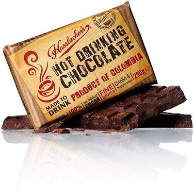 Hasslacher's Bar of Drinking Chocolate 250g