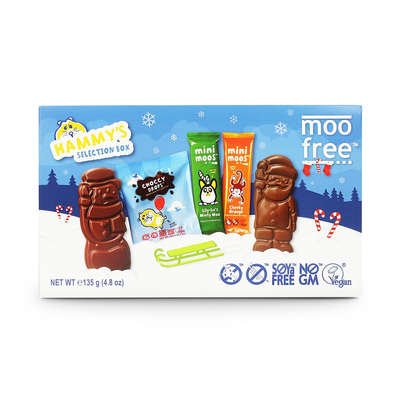 Moo Free Hammys Selection Box 135g