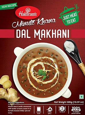 Haldiram's Dal Makhani 300g