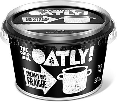 Oatly Creamy Oat Fraiche 200ml *THT 06.11.2020*