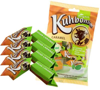 KUHBONBON BULK VEGAN caramels 750g